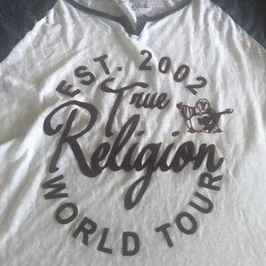 True Religion Tops - True religion long sleeve